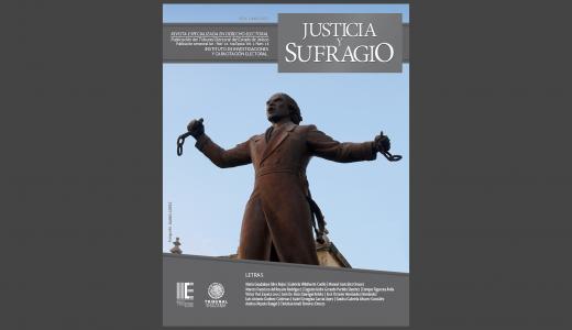 Justicia y Sufragio. Revista Especializada en Derecho Electoral