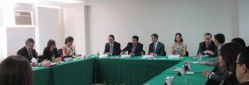 Reunión Temática de Discusión sobre Financiamiento de los Partidos Políticos.
