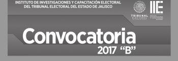 Ampliación del plazo de inscripción de la convocatoria 2017-B de los Posgrados en Derecho Electoral del Instituto de Investigaciones y Capacitación Electoral.