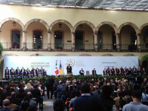 Informe de actividades del Presidente Ricardo Suro Esteves