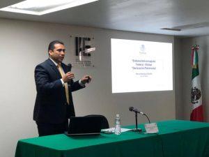 Curso, sistema anti-corrupción y declaraciones patrimoniales