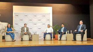 """Panel, con tema: """"Conversatorio Estatal"""" en UNEDL"""