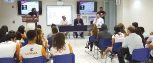 En la Jornada Voto Joven Informadoen CUCosta Puerto Vallarta