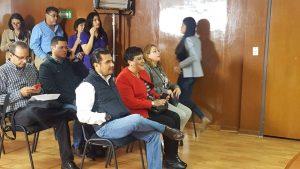En el marco de las elecciones 2018 el Magistrado Presidente Rodrigo Moreno Trujillo y la Magistrada Violeta Iglesias, estuvieron presentes en las sesiones delIepc Jalisco