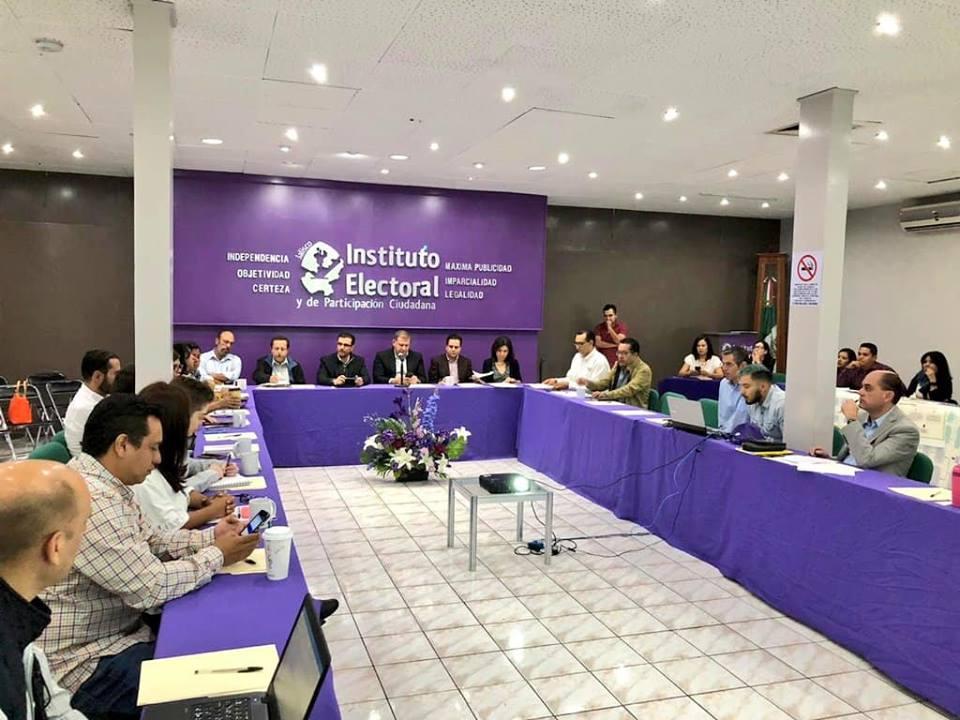 """Participando en el """"Taller de planeación participativa del IEPC Jalisco en materia de Ciudadanía Activa 2019"""""""