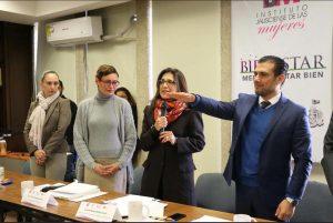 Magistrado Rodrigo Moreno Trujillo, como integrante del observatorio de la participación política de las mujeres en Jalisco