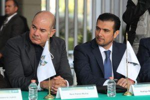 Firma del convenio de colaboración entre el TEPJF y la ATERM