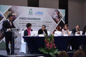 Foro regional hacia una democracia paritaria