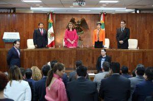 Informe de la Presidenta de la Sala Regional Guadalajara del TEPJF