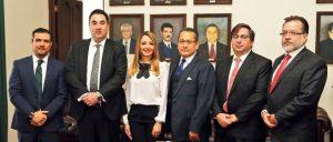 """""""Firma de Convenios de Colaboración entre el Supremo Tribunal de Justicia del Estado de Jalisco y el Tribunal Electoral del Estado de Jalisco"""""""