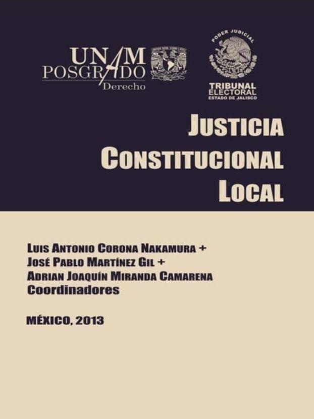 Justicia Constitucional Local
