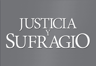 Justicia y Sufragio revista