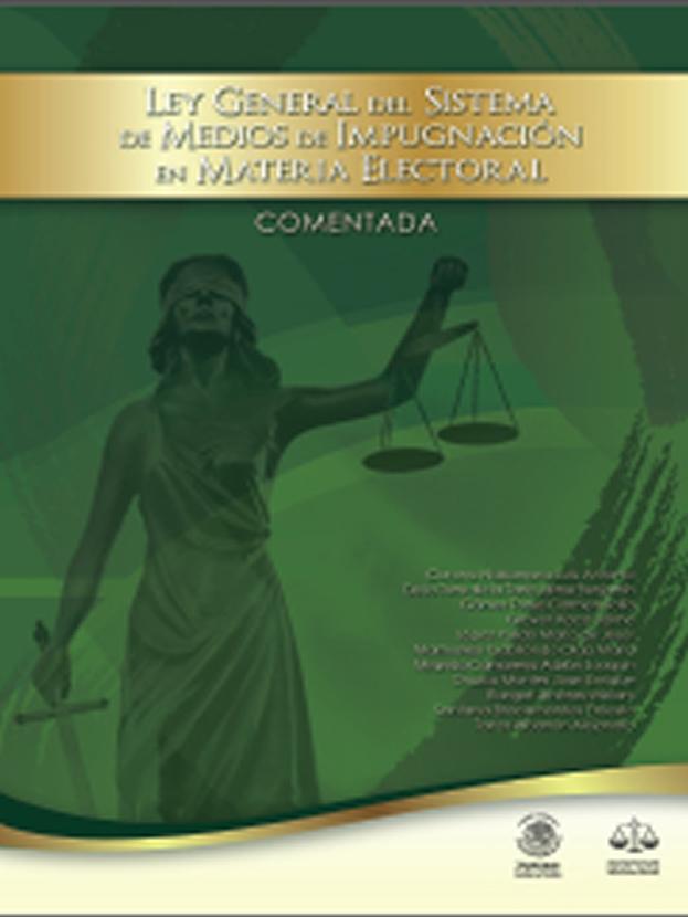 """""""Ley general del sistema de medios de impugnación en materia electoral"""""""