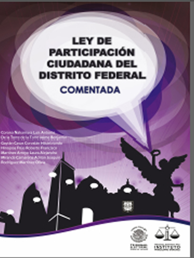 """""""Ley de participación ciudadana del Distrito Federal"""""""