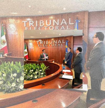 Magistrado Presidente Tomás Vargas Suárez